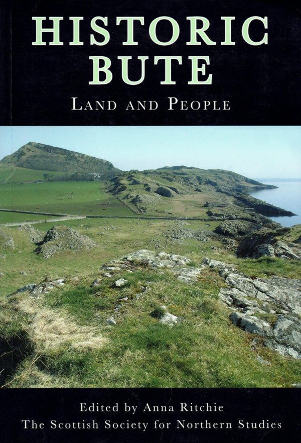 Front cover of 'Historic Bute' (2012)